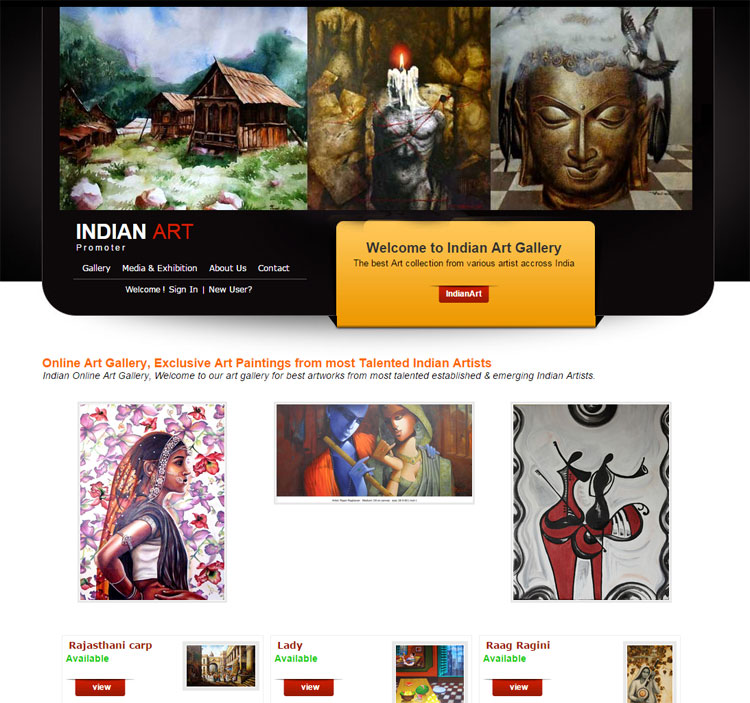 Art Work eCommerce